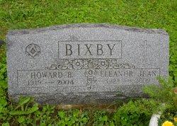 Eleanor Jean Bixby