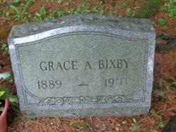 Grace A <i>Brewer</i> Bixby