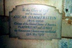Oscar Hammerstein, II