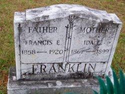 Francis Eugene Frank Franklin