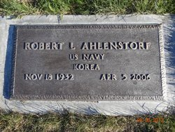 Robert Lee Ahlenstorf, Sr