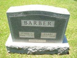 John Stevenson Barber