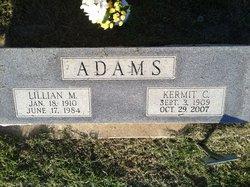 Lillian <i>Bratcher</i> Adams