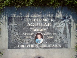 Guillermo R. Bobby Aguilar