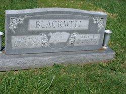 Thomas G Blackwell