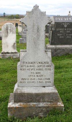 Anna Mary Wagner