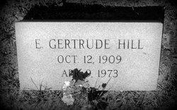 Edna Gertrude <i>Powers</i> Hill