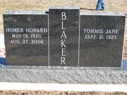 Homer Howard Blaker