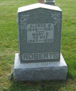 Mary Elizabeth <i>Burger</i> Roberts
