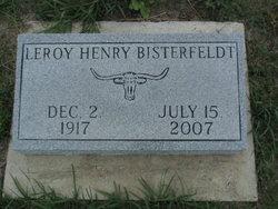 LeRoy Henry Bisterfeldt