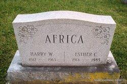 Harry W Africa