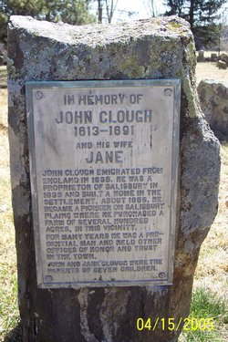 John Clough, Sr