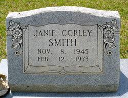 Janie <i>Corley</i> Bailiff