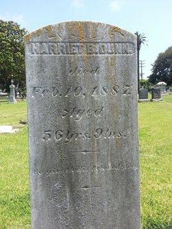 Mrs Harriet B. <i>Tipton</i> Dunn