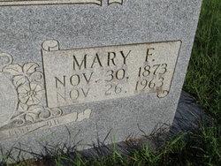 Mary Florence <i>Evans</i> Shelton