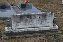 Vernon Cornelius Allen