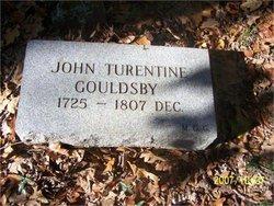 John Turrentine Goolsby, Sr