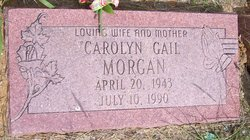 Carolyn Gail <i>Kerby</i> Morgan