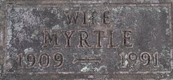 Myrtle E. Forth