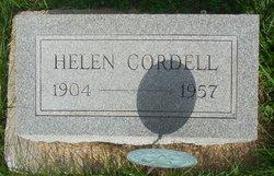 Helen <i>Shepherd</i> Cordell