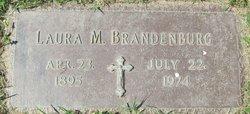 Laura Martha <i>Reynolds</i> Brandenburg