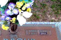 Annie <i>Belle</i> Barbour