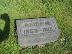 Alice Mahala <i>Evans</i> Cook