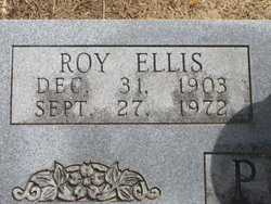 Roy Ellis Potter, Sr