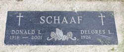 Donald Lawrence Dee Schaaf