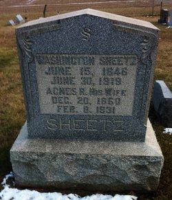 Washington Wash Sheetz