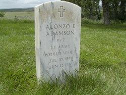 Alonzo E. Lon Adamson