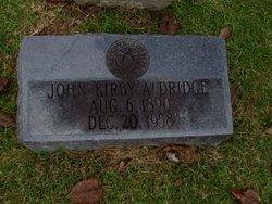 John Kirby Aldridge