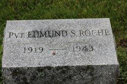 Pvt Edmund S Roche