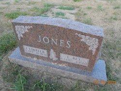 Ida LouElla <i>Sarvis</i> Jones