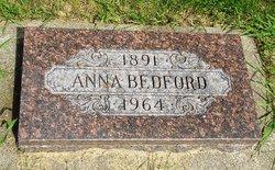 Anna <i>Danner</i> Bedford