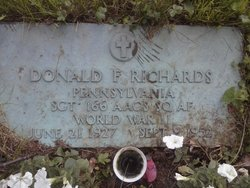 Donald F Richards