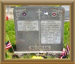 Florence E <i>McAuliffe</i> Noonan