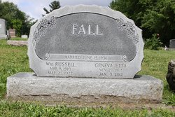William Russell Fall