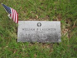 William Pierce Laughter