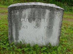 Guy M. Pettit