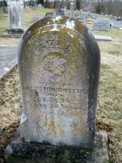 Eliza B <i>DeMoss</i> Boyers