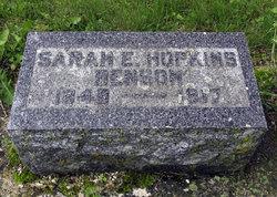 Sarah Emily <i>Hopkins</i> Benson