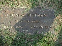 Leon Arthur Pittman