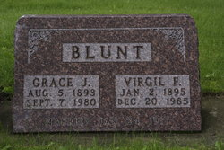 Grace J. <i>Helmers</i> Blunt