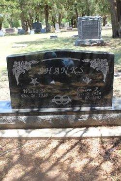 Cullen Ray Shanks