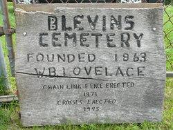 Elder Bynum H. Blevins