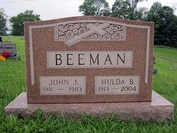 Hulda A. <i>Bittinger</i> Beeman
