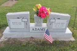 Lloyd Hays Adams