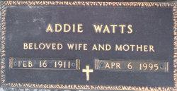 Ada Belle Addie <i>Gue</i> Watts