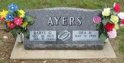 Daryl Gray Ayers